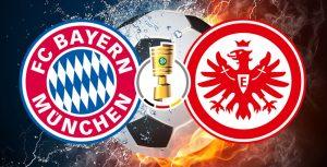 【德國杯】 球隊:拜仁慕尼黑VS法蘭克福 足球分析